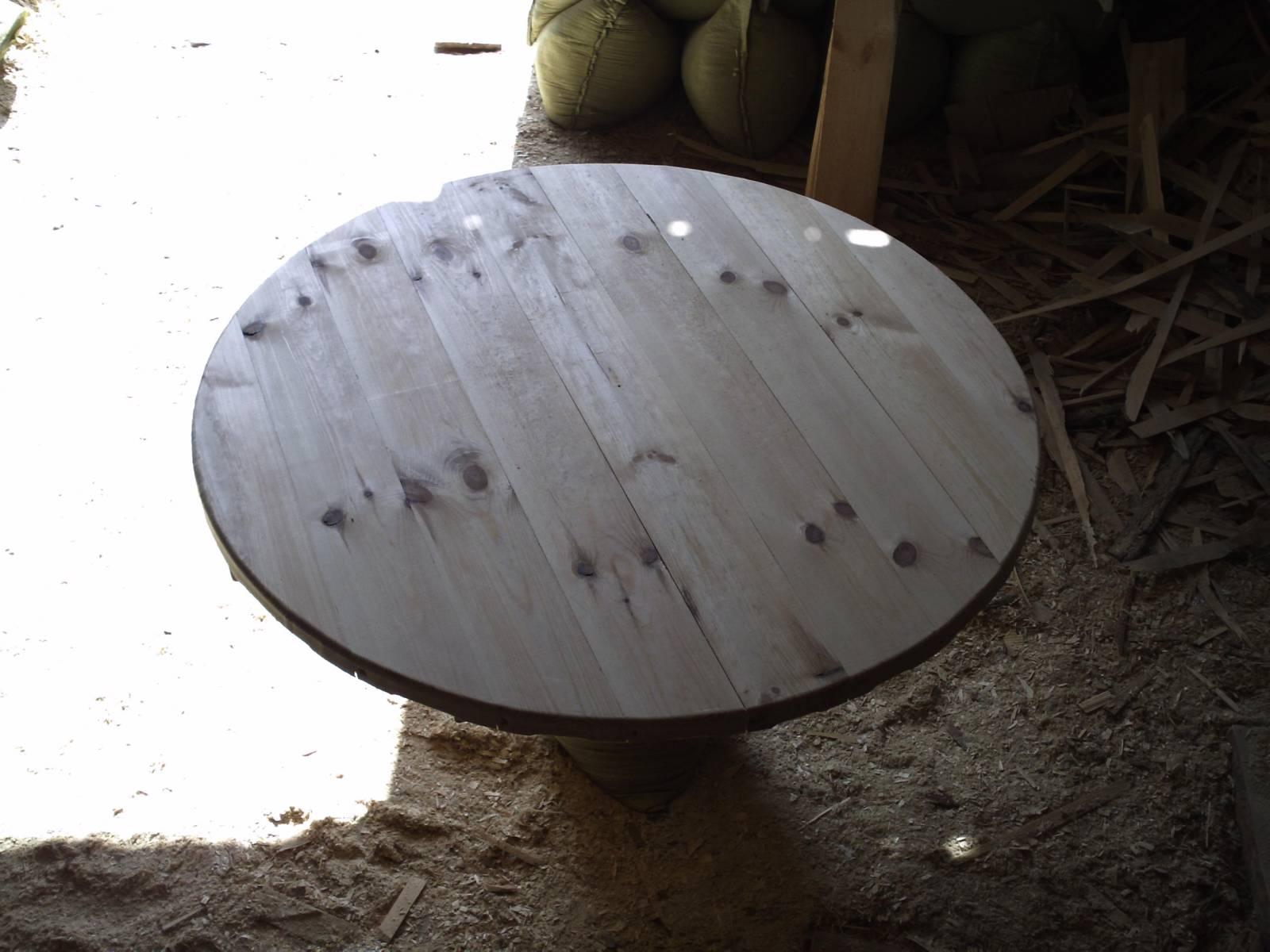Стол для дачи своими руками. Пошаговая инструкция изготовления